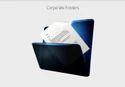 Corporate Folders Service