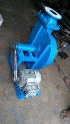 3 Phase Sky Blue PP & FRP Centrifugal Blowers, For Industrial