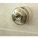 Polished Brass  Antique Style Brass Switch