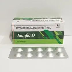 Tamsulosin Hcl & Dutasteride Tablets