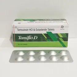 Tamsulosin HCI & Dutasteride Tablets