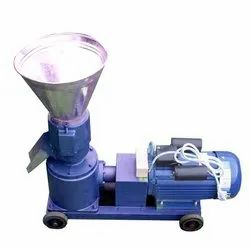 Animal Feed Flat Disc Pellet Making Machine