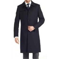 Black Long Over Coat