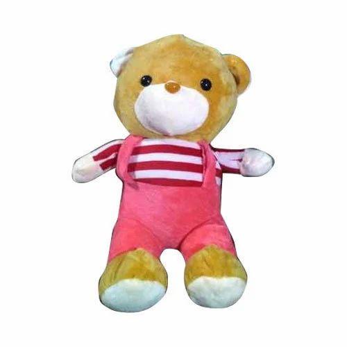 31ba5ba1df1 Brown Teddy Bear Soft Handmade Toy