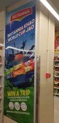 Eco Solvent Digital Prints Services In Shop Branding, For Brand Promotion