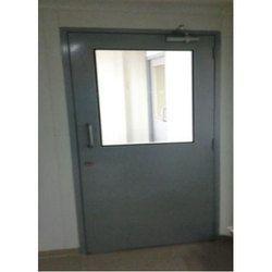 Sealed Hinged Doors