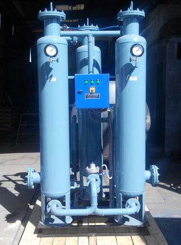 Air Dryer Compressed Air Dryer Exporter From Vadodara