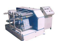 Winding Rewinder Machine with Inkjet Printer