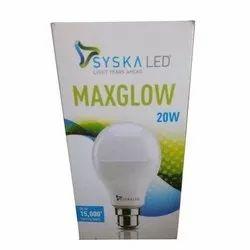 SRL 20 W Syska LED Bulb