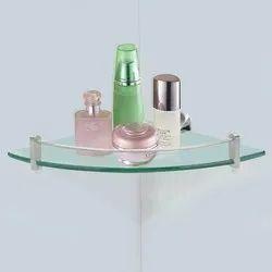 Glass Shelf Corner