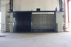 Industrial Material Lifts