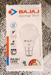 Ceramic Round Bajaj LED Bulb