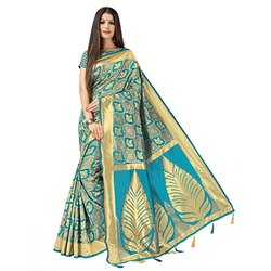 710 Wedding Wear Art Silk Saree