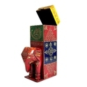 Elephant Shape Bottle Box