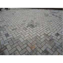 Interlocking Cobblestone Pavers