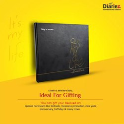 Paper It''s my life Diary, For Personal And Corporate Use