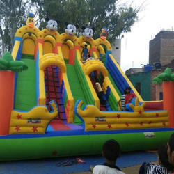 Outdoor Inflatables Bouncy Castle