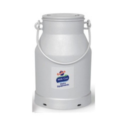 20 Ltr Delivery Type Aluminum Milk Can