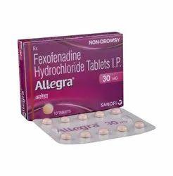 30 Mg Fexofenadine Tablet