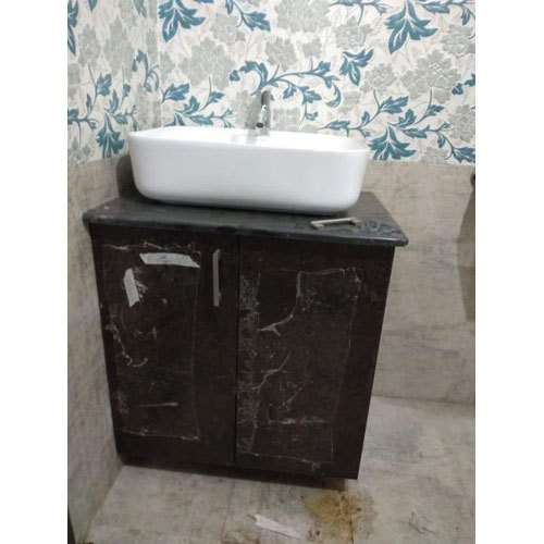 Free Stand Wooden Wash Basin Cabinet