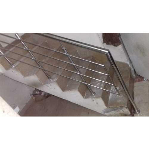 Stainless Steel Stair Hand Rail
