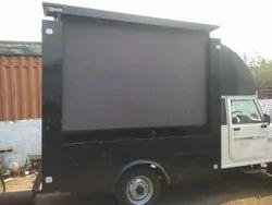 Vehicle LED Video Screen