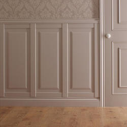 PVC Pink Beige Wall Panel, For House,Office