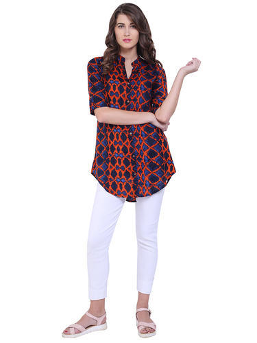 Cotton Long Top At Rs 250 Piece Womens Cotton Tops Id 16544641188