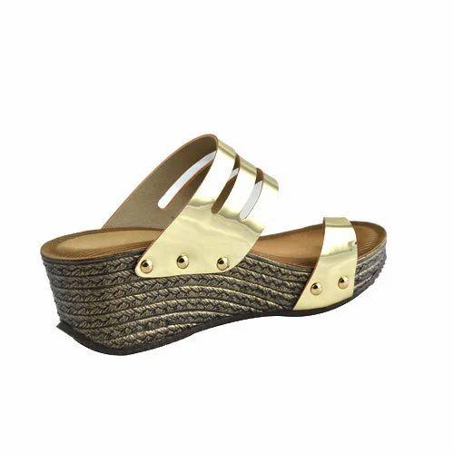 e57735644 Ladies Sandal - Party Wear Ladies Sandal Manufacturer from Delhi
