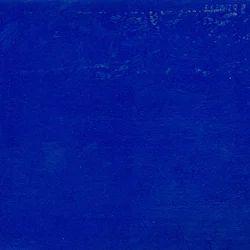 Finished Royal Blue Leather