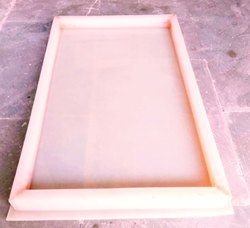 Trasparent Silicone Rubber Table Top Mould for Making Table Top, Rectangular
