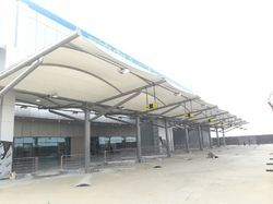 Sioen PVC Coated Tensile Membrane Structure
