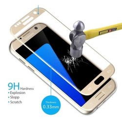 Samsung 11 D Tempered Gorilla Glass Screen Protector, Thickness: 0.33mm, Packaging Type: Packet