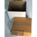 Beige Rectangle Packing Box