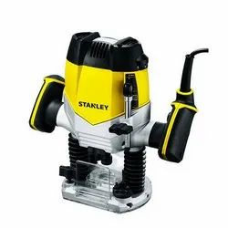 Stanley SRR1200 1200W Plunge Router, For Industrial, 1200 W