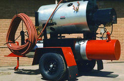Portable Boilers
