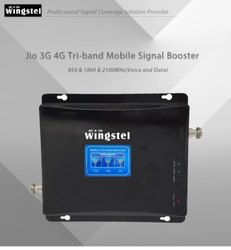 Jio Network Dual Band 2g 3g 4g LTE 1800 2300MHz Mobile Signal