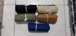 Cotton Plain Trousers