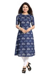 ALC Creations Women's Cotton Kurti