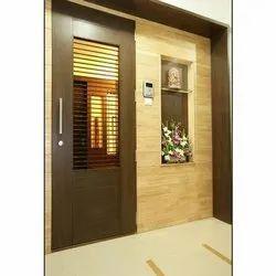 Office Membrane Wooden Doors