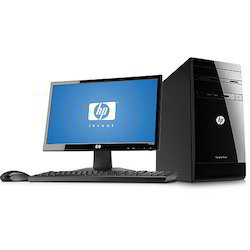 Used HP Computer System