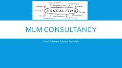 Mlm Consultancy Service