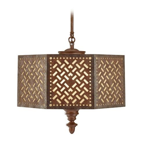 Hanging Lamp Moroccan: Moroccan LED Pendant Chandelier Lamp, Rs 2500 /piece