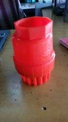 PVC Foot Valve Spring Type (All Size)