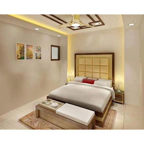 Asian Style Bedroom Designing Service in Sector 16 ...