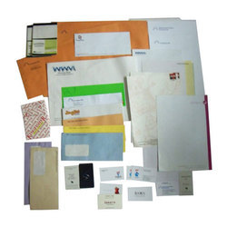 Multi Color Stationery Printing Services
