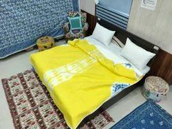 New Light Weight Soft & Warm Tie Dye Cotton Jaipuri Winter Quilt