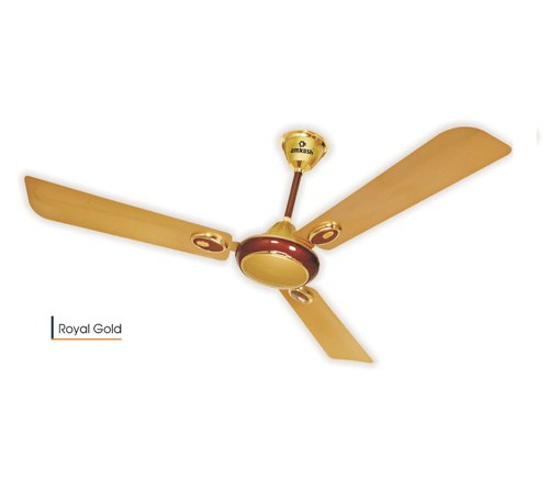 Royal Gold Ceiling Fan
