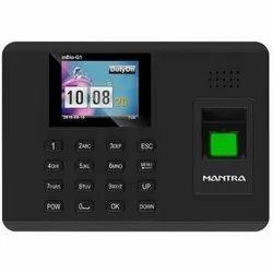 Mantra Biometric Attendance Machine