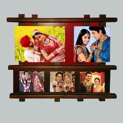 Wall Mounted BAGW 49 Wooden Photo Frame, Size: 8x10 Inch